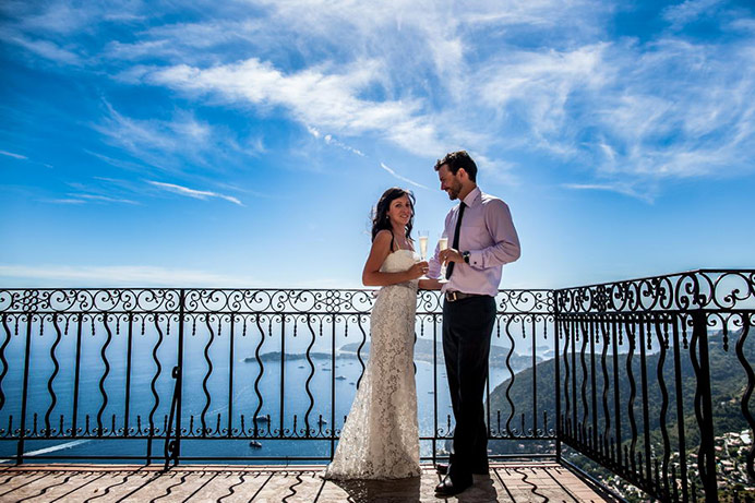 Love Gracefully ceremonies in EZE