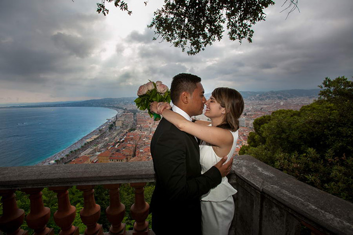 Love Gracefully ceremonies in Nice