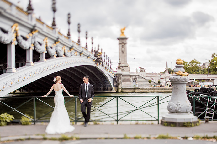 Love Gracefully ceremonies in Paris