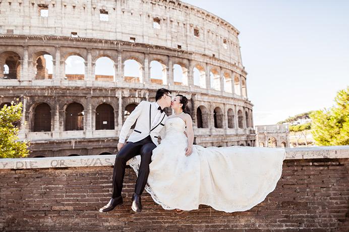 Love Gracefully Ceremonies in Rome