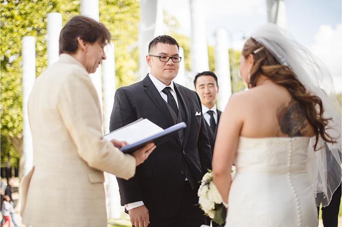 Love Gracefully ceremony destination wedding