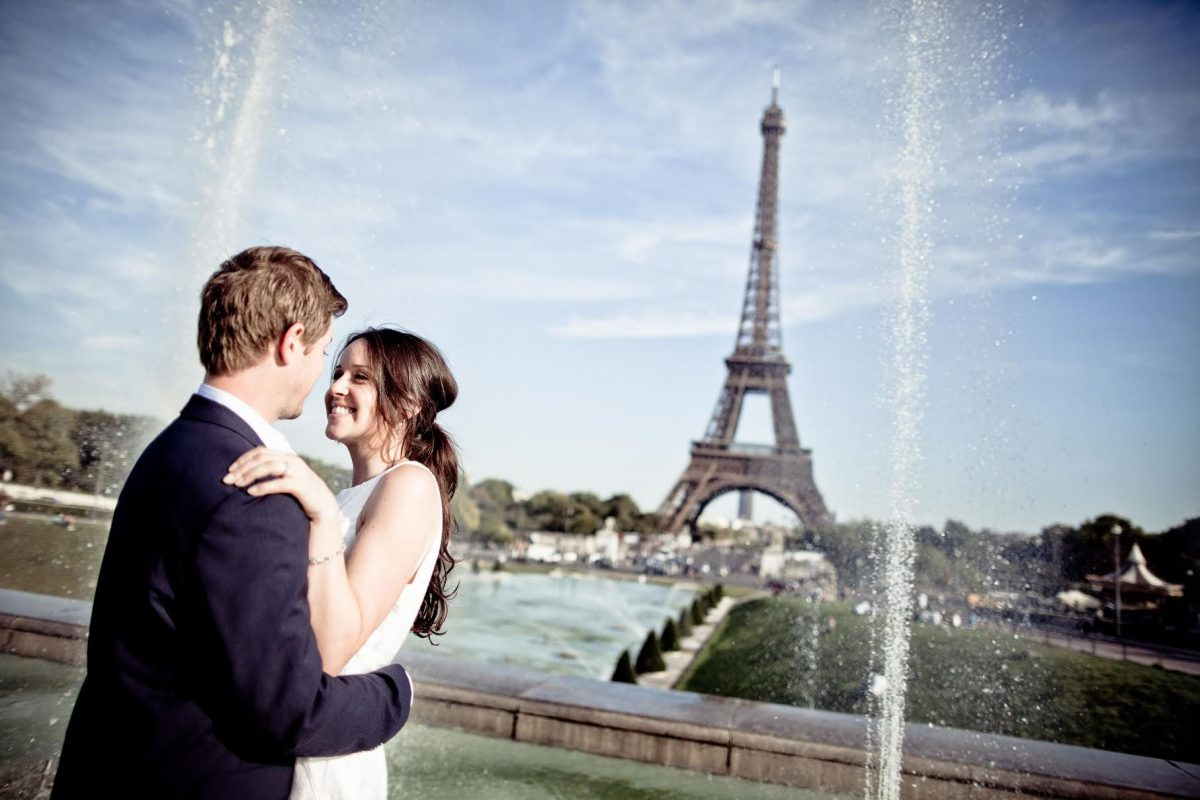 Love Gracefully Paris elopement