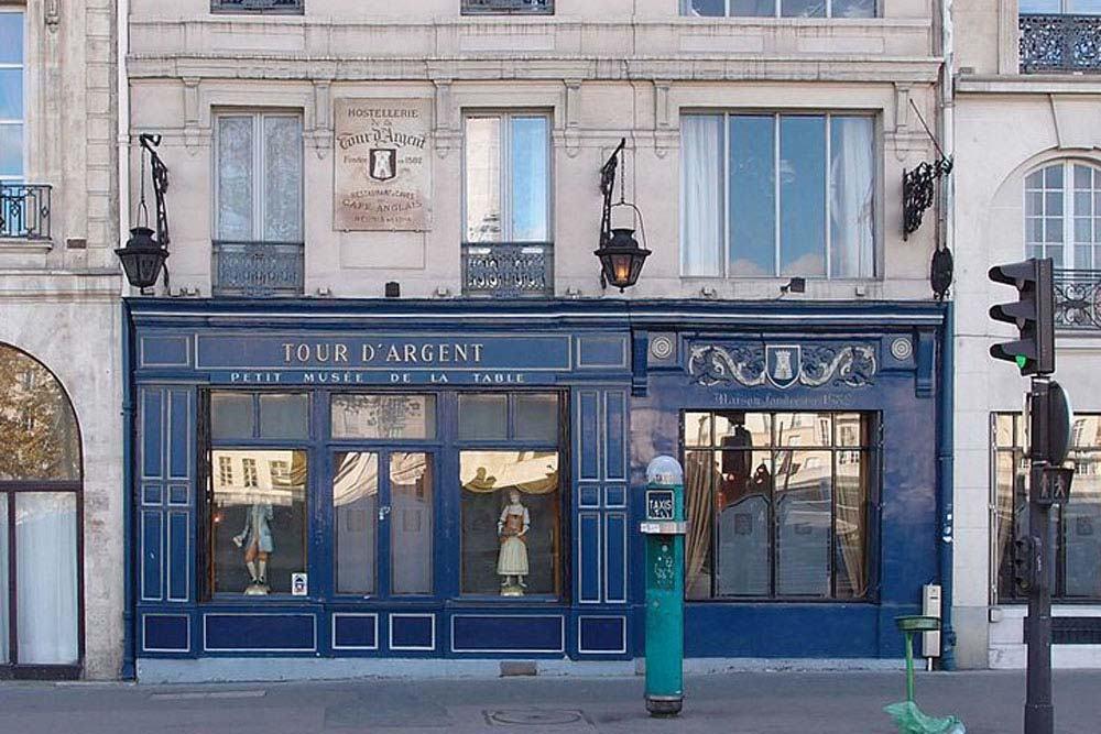 Love gracefully La tour argent Paris