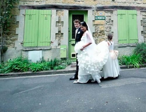 Angelina and Noland's  Renewal of Vows in Paris