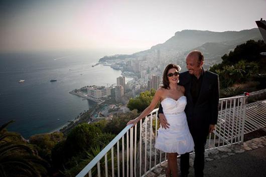 Love Gracefully ceremonies in Monaco