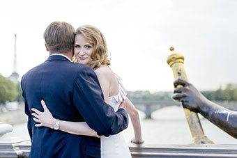 Eloping in Paris - Five different packages