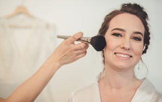 Wedding Makeup Artist for elopement ceremonies