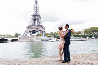Where to elope in Paris? We will help you to find the best spots