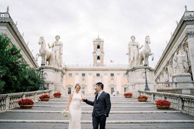 Tailormade Ceremony to elope in Rome