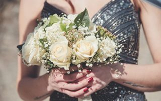 Wedding Florist in Barcelona for Elopement ceremonies