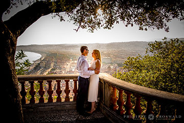 Best spots to elope in the french riviera close to the sea