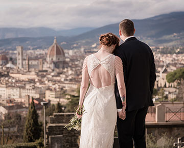 Eloping in Florence: Five packages to choose