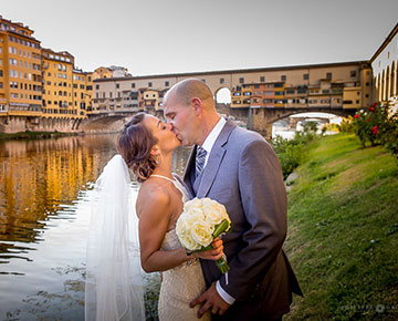 Do you dream of a symbolic celebration in Florence?