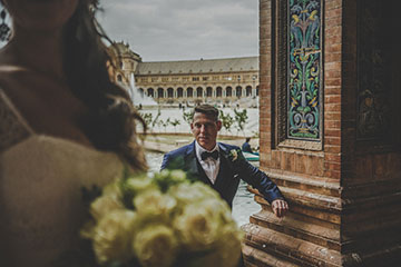 Florists in Seville for weddings & elopements