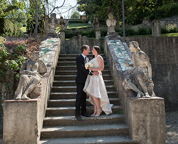 Best way to elope in Florence is to hire expert celebrants and wedding planners