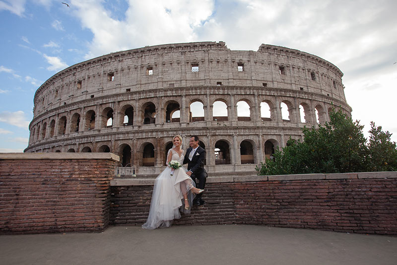 Love Gracefully ceremonies in Rome