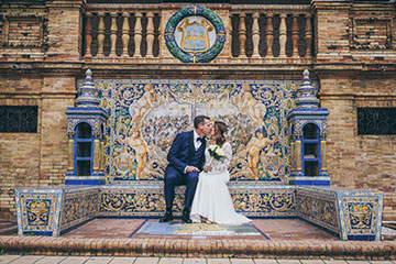 Where to elope in Seville? Love Gracefully know the best spots