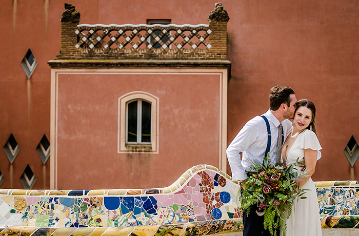 Love Gracefully ceremony destination spain