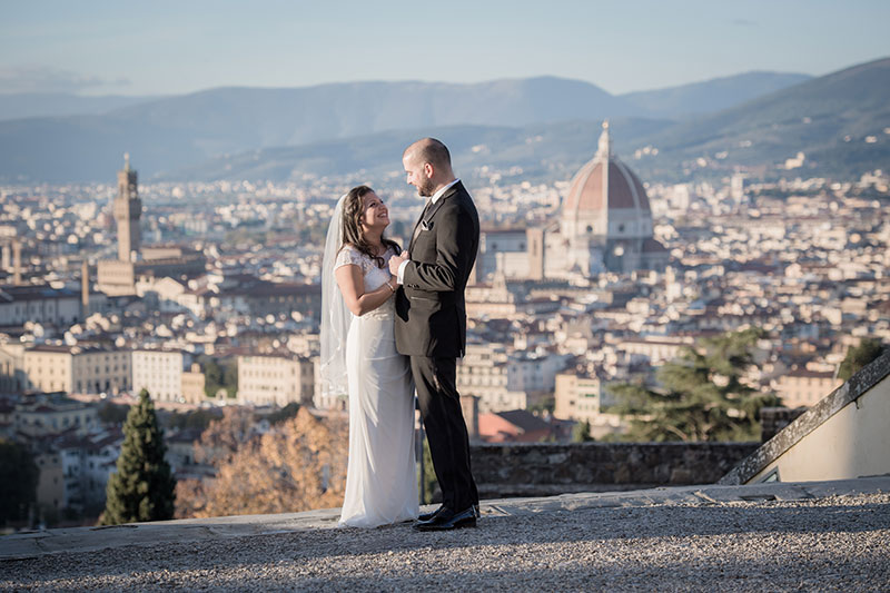Love Gracefully ceremonies in Florence