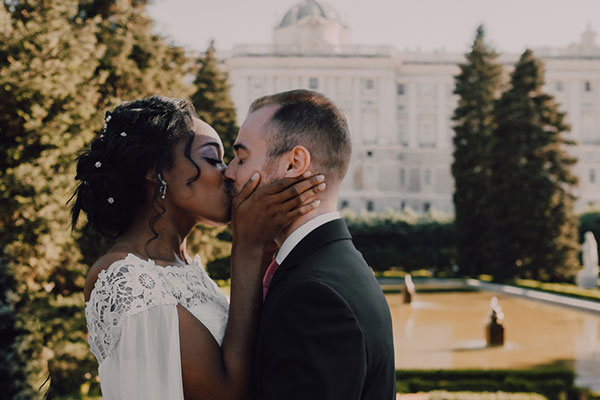 Love Gracefully ceremonies in Madrid