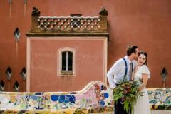 Love Gracefully ceremony destination spain